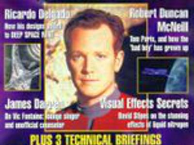 STAR TREK THE MAGAZINE Limited Publication Includes Every Issue