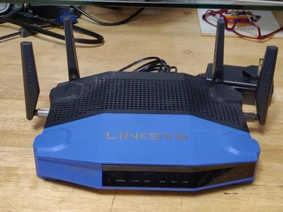 Linksys WRT AC1900AC Dual-Band Gigabit WiFi Wirele