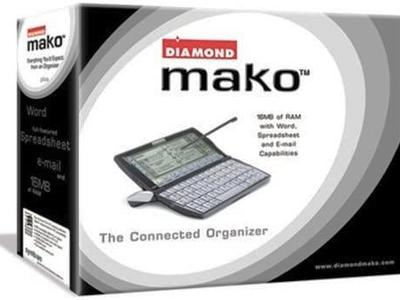 Diamond Multimedia Mako Mobile Internet Organizer Sealed