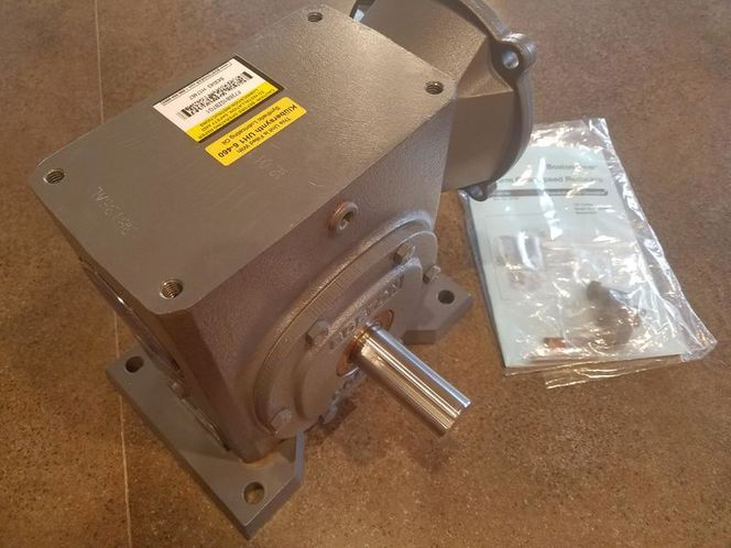 10 ton Gear F726B10ZB7G1 Right Angle Worm Gear Spe for sale in Herriman , UT
