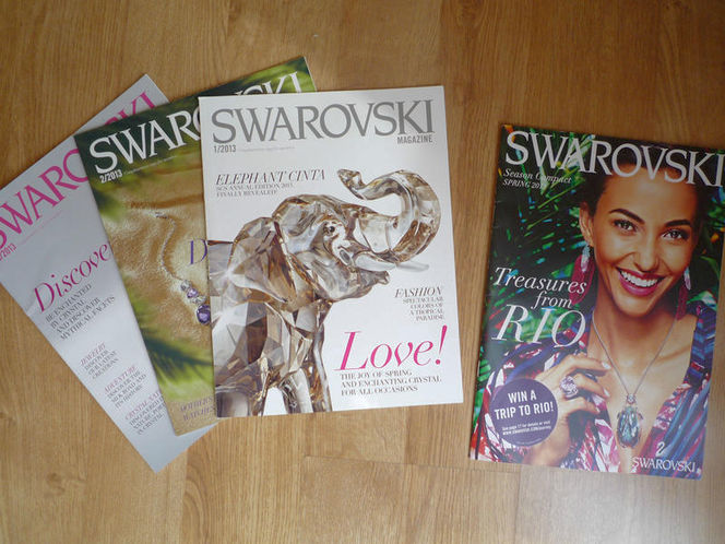 Looking for Swarovski magazines wanted in Sandy , UT
