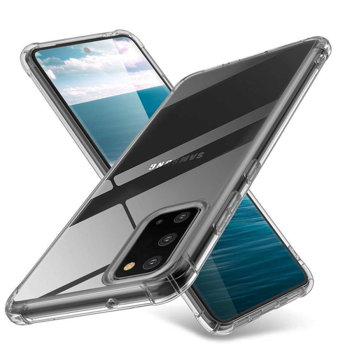 For Samsung Galaxy A71 5G A51 A12 A32 42 A52 A72 5G Clear Soft Rubber Case Cover for sale in Millcreek , UT