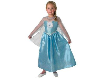 Elsa Frozen Princess Dress - NEW costume
