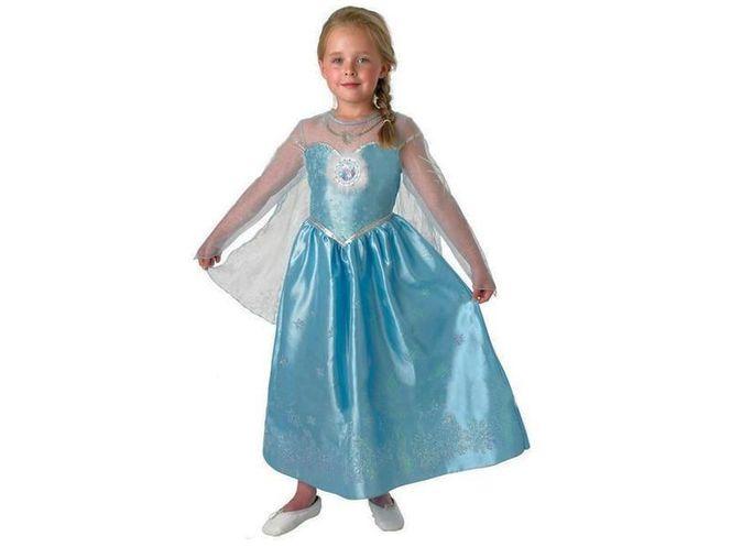 Elsa Frozen Princess Dress - NEW costume for sale in Saratoga Springs , UT