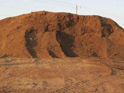 Topsoil, gravel, mulch, rock products