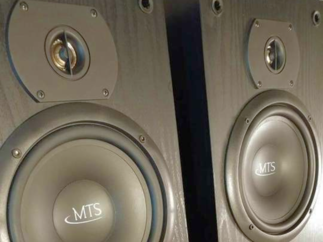 MTS 2208 Studio Monitor Cabinet Speakers U.S-Made for sale in Ogden , UT