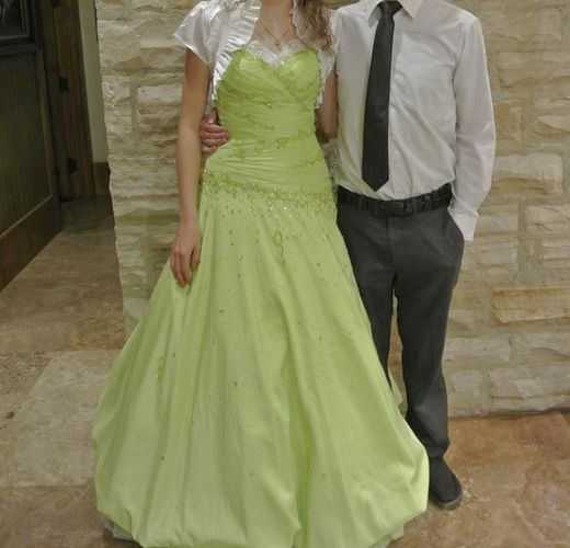 Green prom or Quinceanera dress for sale in Ogden , UT