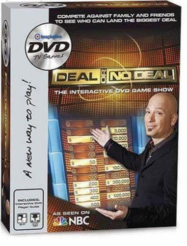 Deal or No deal DvD game for sale in Ogden , UT