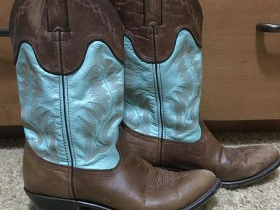 Durango Cowgirl boots size 8