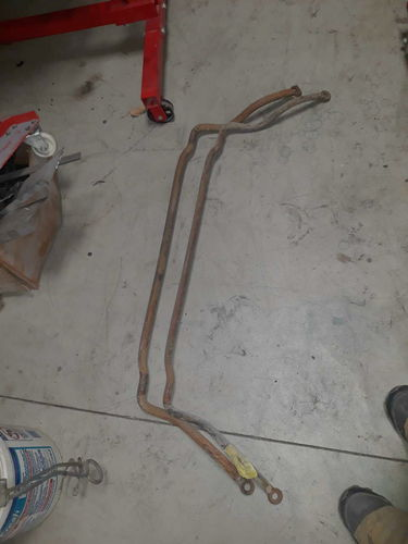 1966 & 1967 chevelle gto or cutlass front sway bar for sale in Clinton , UT