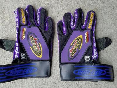 Gloves, Ski-Doo Rotax Racing Snowmobile, like NEW!