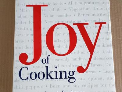 The All New All Purpose ☆Joy of Cooking☆ Cookbook