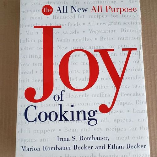 The All New All Purpose ☆Joy of Cooking☆ Cookbook for sale in Elwood , UT