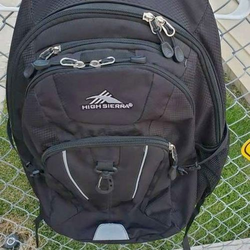 NICE Backpack for College, High School Laptop Case for sale in Elwood , UT