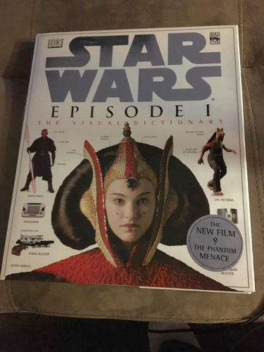 Star Wars Episode I The Visual Dictionary by David West Reynolds for sale in South Jordan , UT