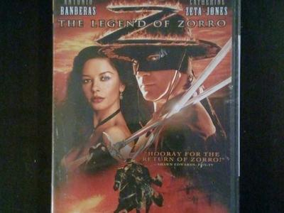 The Legend of Zorro - DVD