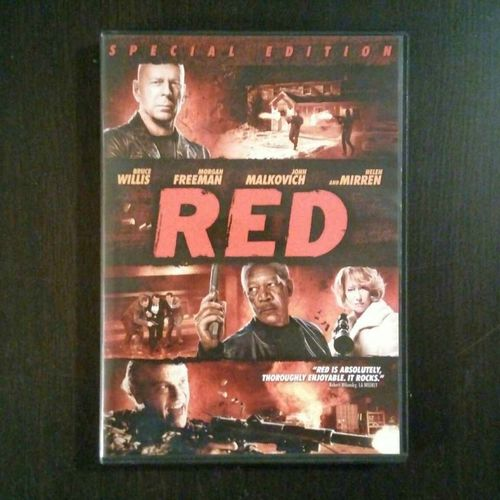RED - DVD for sale in American Fork , UT