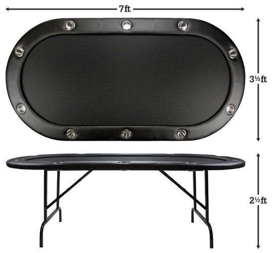 TEXAS HOLD'EM POKER TABLES *High Quality* NEW! for sale in Salt Lake City , UT