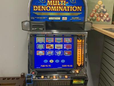 SALE $1,149 IGT Slot & Poker Machines