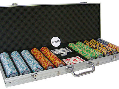 POKER CHIPS * Real Clay and Ceramic * BRAND NEW!