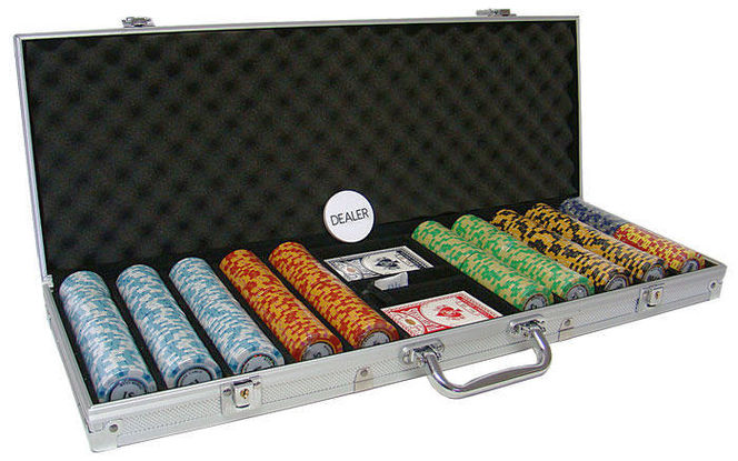 POKER CHIPS * Real Clay and Ceramic * BRAND NEW! for sale in SALT LAKE CITY , UT