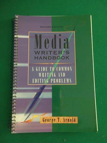 Media Writer's Handbook 2nd Edition for sale in Woods Cross , UT
