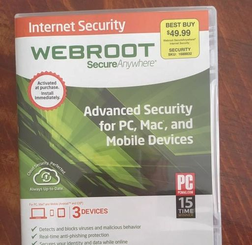 Webroot SecureAnywhere for sale in woods cross , UT