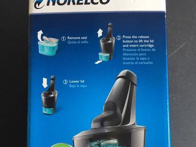 NORELCO Shaving Cleaning Cartridges