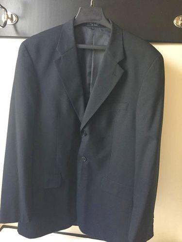 Quality Italian Formal jacket black Wool  40L for sale in Alpine , UT