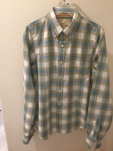 Many YMens shirts, Hollister, J Crew, Express EXCELLENT 7 for sale in Alpine , UT