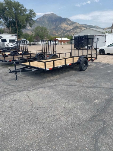 Workhorse 7x14 Value Utility Trailer for sale in Nephi , UT