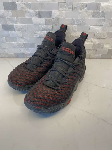 Nike LeBron 16 GS  Basketball Shoes Sneakers size 7Y for sale in Orem , UT