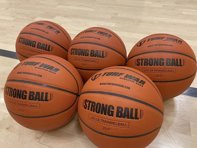 Team Pack: (5) Weighted Training Basketballs for sale in Sandy , UT