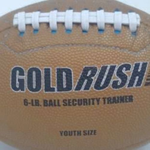 """""""Gold Rush"""" 6 Lb Training Football-Youth Size for sale in Sandy , UT"""