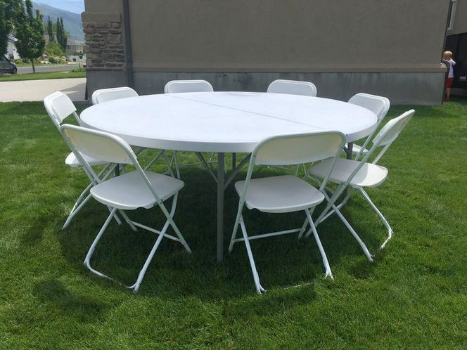 Table and Chair Rentals for rent in Kaysville , UT