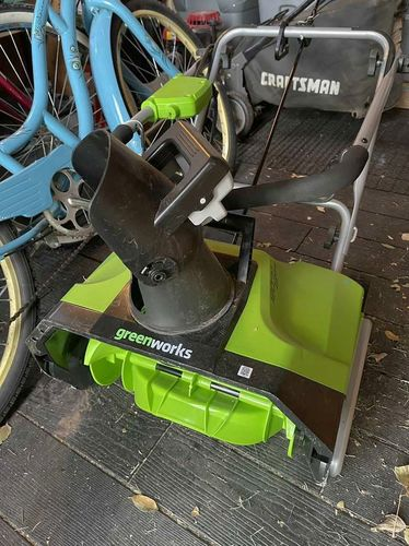Electric snow blower for sale in Clinton , UT