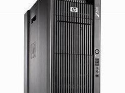 HP Z800 Workstation, Dual Xeon X5560, 12GB RAM