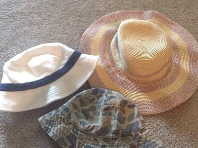 Sun Hats Size Kids Small
