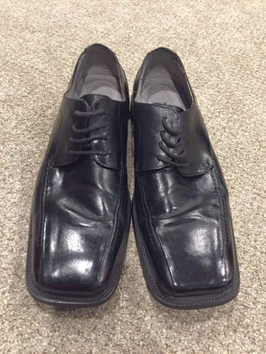 Stacy Adams Church Dress Formal Shoes Sz10.5 Black for sale in Kaysville , UT