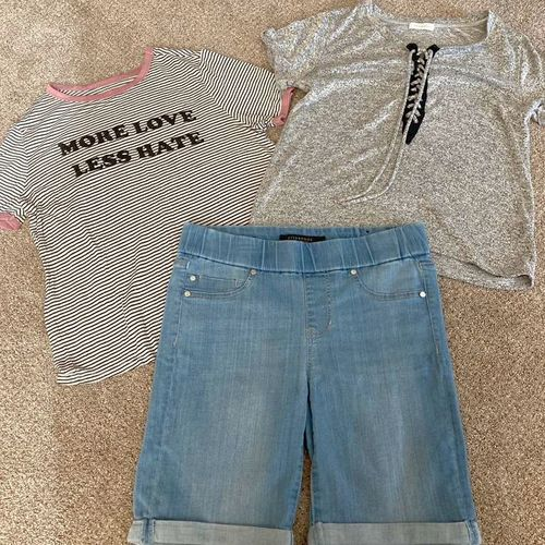 Young Women's Shirts & Shorts for sale in Kaysville , UT