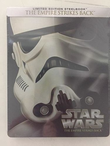 New Star Wars Blu-Ray Limited Edition Steelbook for sale in North Salt Lake , UT