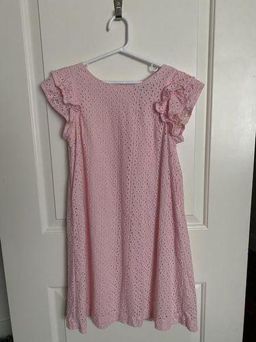 Like New Girls Pink Ralph Lauren Eyelet Dress  for sale in North Salt Lake , UT