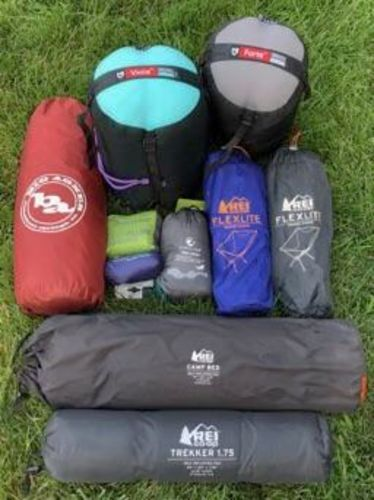 FOR RENT: Ultimate Backpacking Package for sale in Sandy , UT