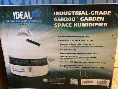 Ideal Air Humidifier