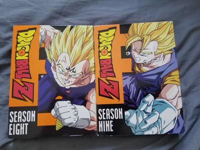 DRAGONBALL Z SEASON 8 AND 9. PLAYS