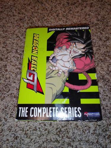 dragonball gt complete series dvd set. for sale in Logan , UT