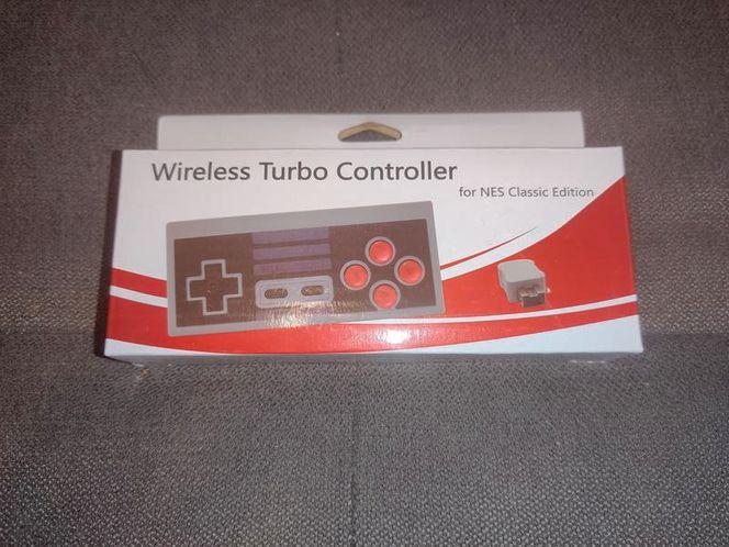 NINTENDO NES CLASSIC TURBO WIRELESS CONTROLLER. NEW for sale in Logan , UT