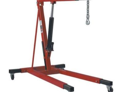 Engine Hoist and Engine Stand For Rent