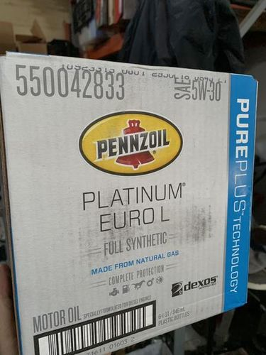 Pennzoil Platinum Euro 5W-30 for sale in Salt Lake City , UT