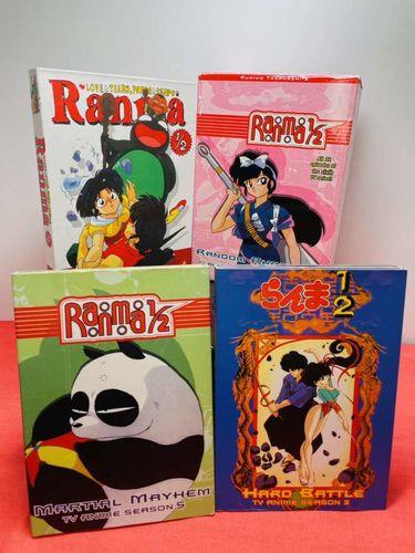 Ranma 1/2 Anime Dvds for sale in American Fork , UT